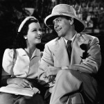 Joan Bennett & Frederic March (Trade Winds 1938)