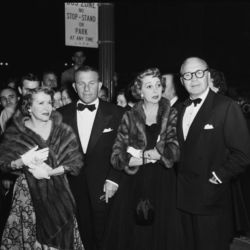 Gracie, George, Mary and Jack 1952
