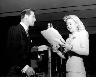 Don Ameche and Frances Langford (The Bickersons)
