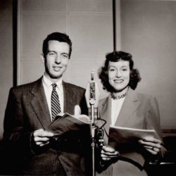 Bob Bailey and Virginia Gregg in Let George Do It