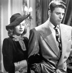 Burt Lancaster with Virginia Christine in The Killers 1946