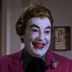 Cesar Romero as The Joker on Batman