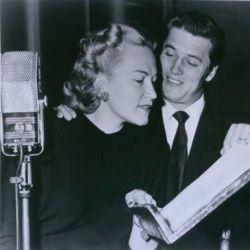 Dorthy Kirsten with Gordon MacRae (Railroad Hour 1950)
