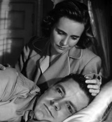 Dana Andrews with Teresa Wright (The Best Years Of Our Lives 1946)