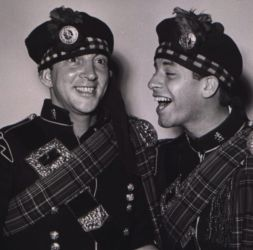 Martin and Lewis (Glasgow Empire Theatre 1953)