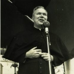 Father Patrick Peyton creator of The Family Theater