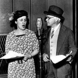 Marian and Jim Jordan (Fibber McGee and Molly)