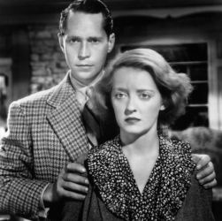 Franchot Tone and Bette Davis in Dangerous 1935