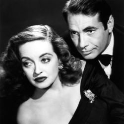 Bette Davis and Gary Merrill