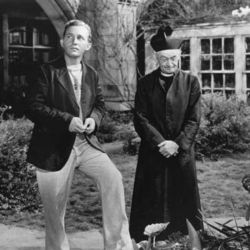 Bing Crosby and Barry Fitzgerald (Going My Way 1944)