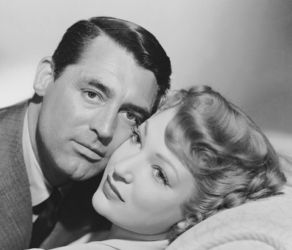Cary Grant and June Duprez in None But The Lonely Heart 1944