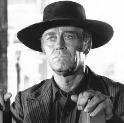 Henry Fonda in Once Upon A Time In The West
