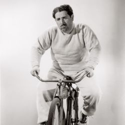 Harold Peary Bicycle