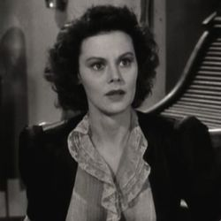 Helen Mack in His Girl Friday 1940