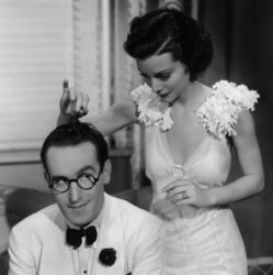 Helen Mack with Harold Lloyd in The Milky Way 1936