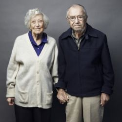 Jean Rouverol and Cliff Carpenter 2012
