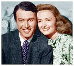 It's a Wonderful Life (Jimmy Stewart and Donna Reed)