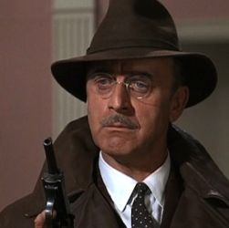 John Dehner on Hogan's Heroes