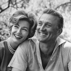 Kirk and Anne Douglas 1960s