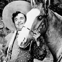 Leo Carrillo as Pancho (The Cisco Kid)