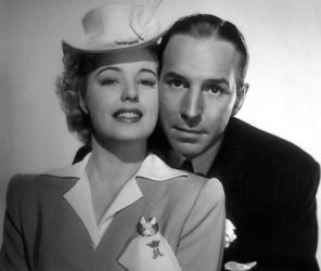 Lloyd Nolan as Michael Shayne with Mary Beth Hughes 1942