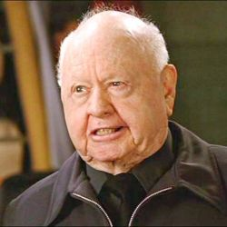 Mickey Rooney in Night At The Museum 2006