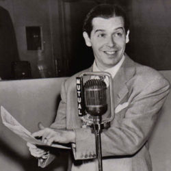 Milton Berle on Mutual Broadcasting System