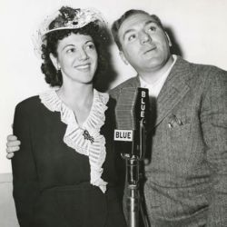 Paula Winslowe with William Bendix (The Life Of Riley)