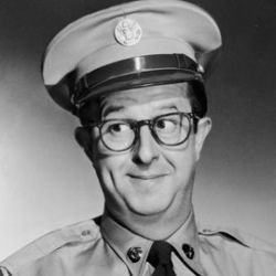 Phil Silvers as Sgt Bilko