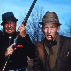 Phil and Bing Hunting