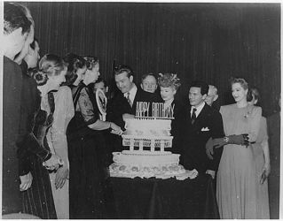 Red Skelton (Birthday Party)