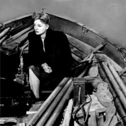 Tallulah Bankhead (in Lifeboat)