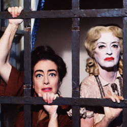 Here is Joan Crawford & Bette Davis (What Ever Happened To Baby Jane? 1962)