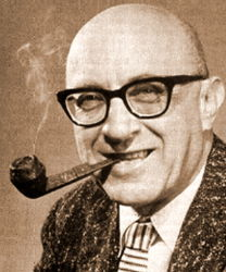 Curt Siodmak (Author of Donovan's Brain)