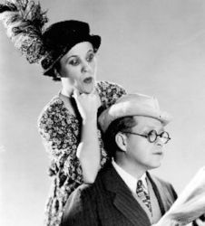 Fibber and Molly (Jim and Marian Jordan)