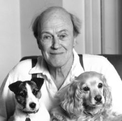 Roald Dahl (Charlie and the Chocolate Factory, The BFG, Fantastic Mr. Fox)